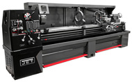 """JET Elite Clutch Lathe EGH-21120, 21"""" x 120"""" with Newall DP700 DRO, Taper Attachment & Collet Closer - 892664"""