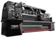 """JET Elite Clutch Lathe EGH-2180, 21"""" x 80"""" with ACU-RITE 203 DRO & Taper Attachment - 892634"""