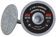 "IPA 2"" 3-in-1 Diamond Grinding Wheel - 8120"