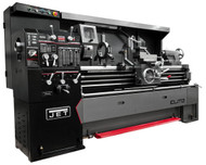 "JET Elite Geared Head Lathe EGH-1740, 17"" x 40"" with ACU-RITE 203 DRO & Taper Attachment - 892504"