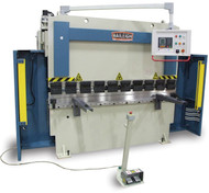 "Baileigh Hydraulic Press Brake 78.7"" Table Length - BP-5078CNC"