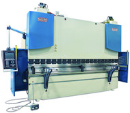 Baileigh 5 Axis Hydraulic Press Brake - BP-25013CNC-5
