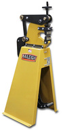 Baileigh Foot Operated Shrinker Stretcher - MSS-14F