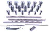 Precise 30 Piece Keyway Broach Set - 2006-0056