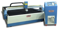 "Baileigh CNC Plasma Cutting Table, 60"" x 100"" Working Table - PT-48AH-W"