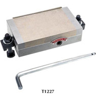 "Grizzly  4"" x 7"" Dense Magnetic Chuck - T1227"