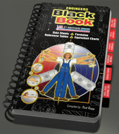 Engineers Black Book, USA Edition (Inch) Spanish Edition - EBB-USA-ESP