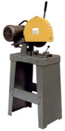 """Kalamazoo Industries 14"""" Industrial Abrasive Chop Saw with Stand & Foot Chain Vise, 5HP, 1-Phase, 220V - K12-14SSF-1"""