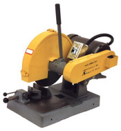 "Kalamazoo Industries 14"" Industrial Abrasive Chop Saw, Bench Model, 5HP, 3-Phase, 440V - K12-14B-3-440"
