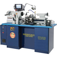 South Bend Super Precision Digital Threading Collet Lathe - SB1009