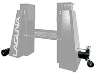 Laguna Mobility Kit 14|12 ~14bx ~ 12|16 Lathe - MBA14/12-WHEEL-SYS
