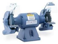 Baldor Industrial Grinder/Buffer, 8 Inch, 3/4 HP, 3600 RPM, 3-Phase, 208-230/460V - 8252W