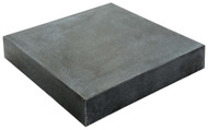 "Grizzly 18"" x 18"" x 3"" Granite Surface Plate, No Ledge - G9653"