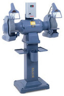Baldor Industrial Grinder, 14 Inch, 7-1/2 HP, 1800 RPM, 3-Phase, 230V - 1407W
