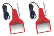 Baldor Lighted Eyeshields for Big Red Grinders - GA9R