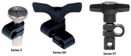 GEM Adjustable Swivel Clamps, Series S, SH, ST