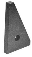 """Precise 10"""" x 6"""" x 1"""" Precision Granite Square - 4901-2705"""