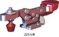 Destaco Horizontal Style Toggle Lock Plus Clamps
