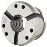 "Lyndex-Nikken Series 65 Serrated Quick Change Flex Collet, 1-23/32"" - QCFC65-110-SER"