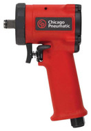 "Chicago Pneumatic 1/2"" Stubby Air Impact Wrench CP7732 - 85-102-054"