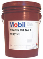 Mobil Vactra #4 Way Oil Lubricant
