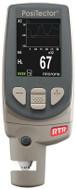 DeFelsko PosiTector RTR H3 Replica Tape Reader, Advanced Gage Body and Probe - RTRH3-E