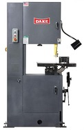 Dake Trademaster Vertical Bandsaw - 988070-2