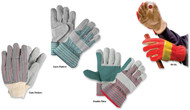 PRO-SAFE Leather Palm Gloves