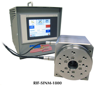 Hermann Schmidt Stainless Steel Rotary Index Fixture with 1800 RPM Internal Motor - RIF-SINM-1800