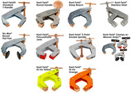 Kant Twist Cantilever Clamps