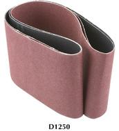 "Shop Fox Woodstock 4"" x 36"" 80 Grit Aluminum Oxide Sanding Belt - 2 Pk. - D1250"