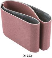 "Shop Fox Woodstock 4"" x 36"" 120 Grit Aluminum Oxide Sanding Belt - 2 Pk. - D1252"