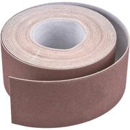"Shop Fox Woodstock 3"" x 50' 120 Grit Aluminum Oxide Sanding Roll - D3547"