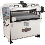 "Shop Fox 26"" Dual Drum Sander"