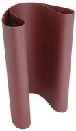 """SteeleX 20-1/2"""" x 48"""" 60 Grit Aluminum Oxide Sanding Belt - D3305"""