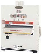"""Shop Fox 37"""" Wide-Belt Sander, 10 HP Single Phase - W1737"""