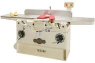 "Shop Fox 12"" Heavy-Duty Jointer w/ Parallelogram Adjustable Beds - W1744"