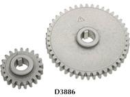 SteeleX Extra Gear for W1767 Power Feeder - D3886
