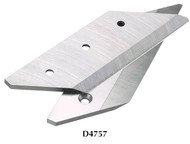 Shop Fox Replacement Blades for D4647, 2 Pack - D4757