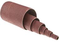 SteeleX 80 Grit Aluminum Oxide Sanding Sleeves, 6 Pack - D3836