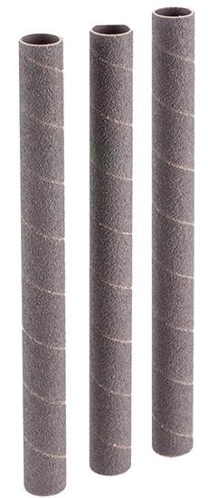 """3 sleeves 3/"""" x 4-1//2/"""" 150 grit sanding sleeves"""