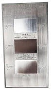 Flexbar 3-Patch Precision Reference Standard - 16030-1