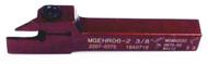 "Precise MEGHR06-2  3/8"" Shank External Grooving ToolHolder - 2207-0375"