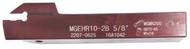 "Precise MEGHR10-2B  5/8"" Shank External Grooving ToolHolder - 2207-0625"