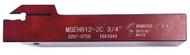"Precise MEGHR12-2C  3/4"" Shank External Grooving ToolHolder - 2207-0750"