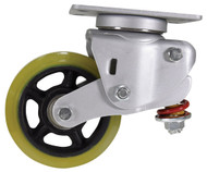 Vestil Japanese Engineered Spring Loaded Towing Casters, Swivel - CST-G80-6X2PU-S