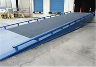 Bluff Manufacturing Steel Loading Yard Ramps