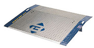"""Bluff Manufacturing 60""""W x 30""""L Aluminum Dock Plate - HA6030"""