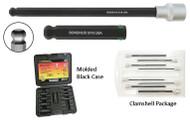 Bondhus ProHold® Tip Ball End Socket Bit Sets