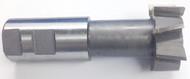 """1//4/"""" HIGH SPEED STEEL T-SLOT CUTTER 2006-0161"""